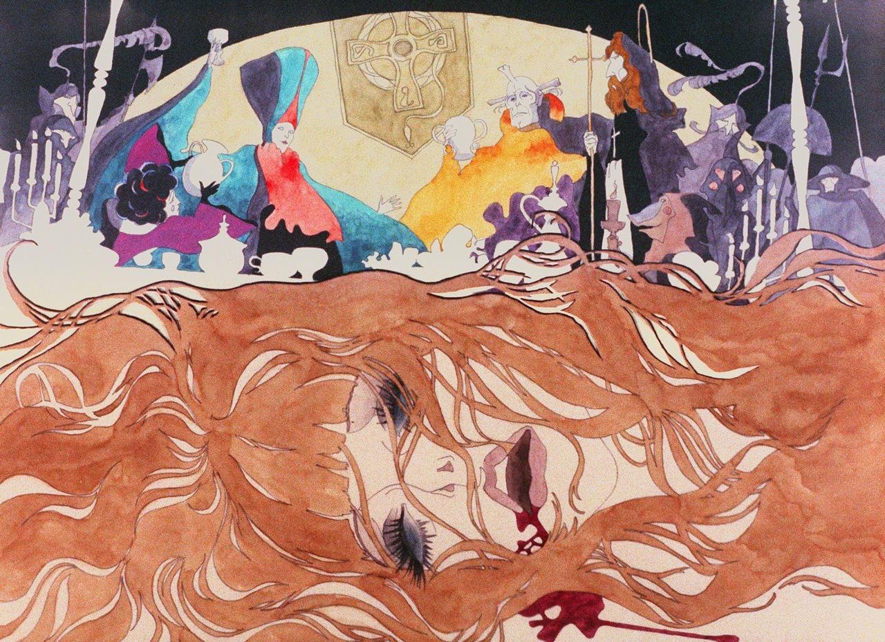 Buff18 Review Belladonna Of Sadness 1973 Dir Eiichi Yamamoto Boston Hassle