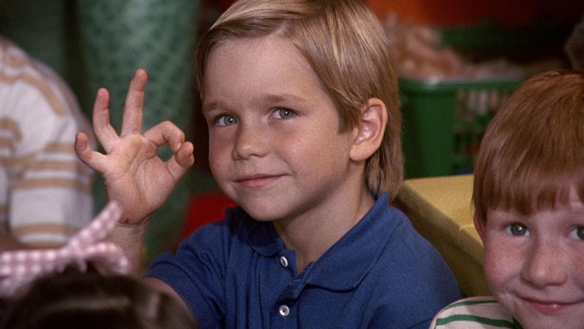 Kindergarten Cop 1990 Dir Ivan Reitman Boston Hassle