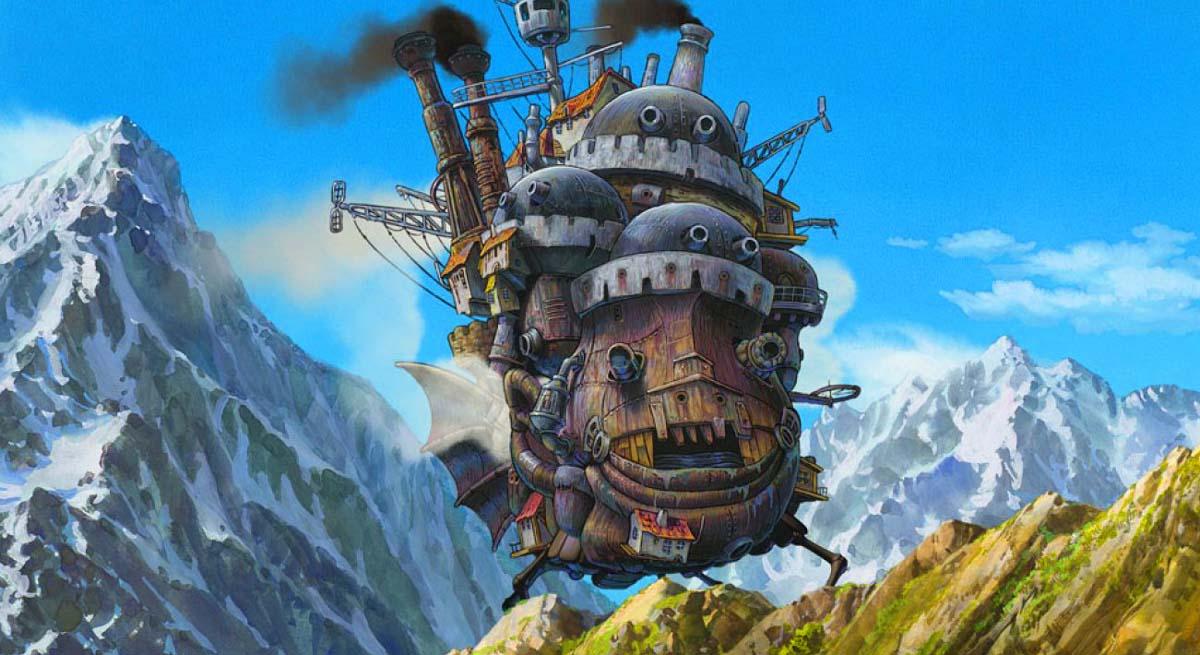 Howl S Moving Castle 2004 Dir Hayao Miyazaki Boston Hassle