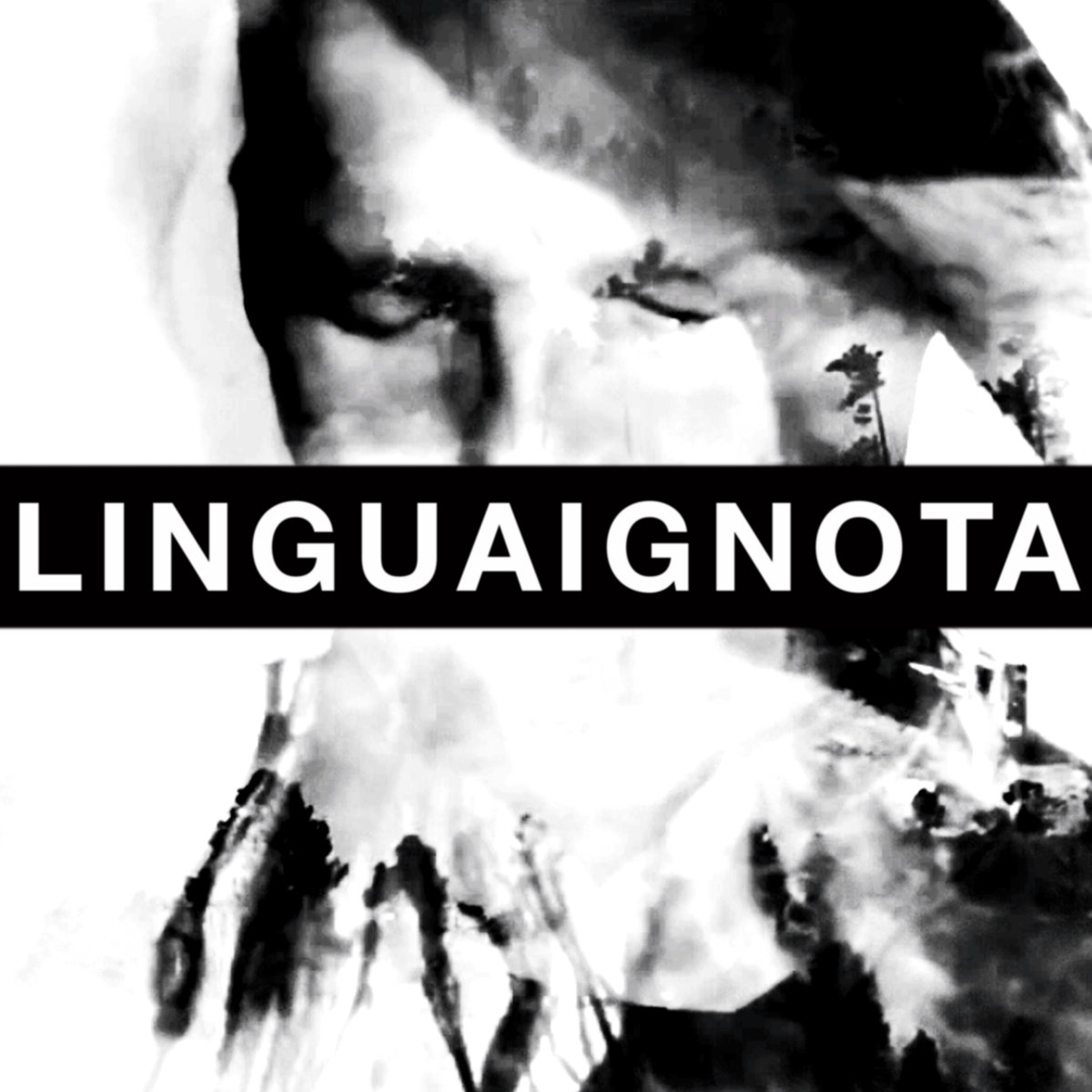 LINGUA IGNOTA - LET THE EVIL OF HIS OWN LIPS COVER HIM