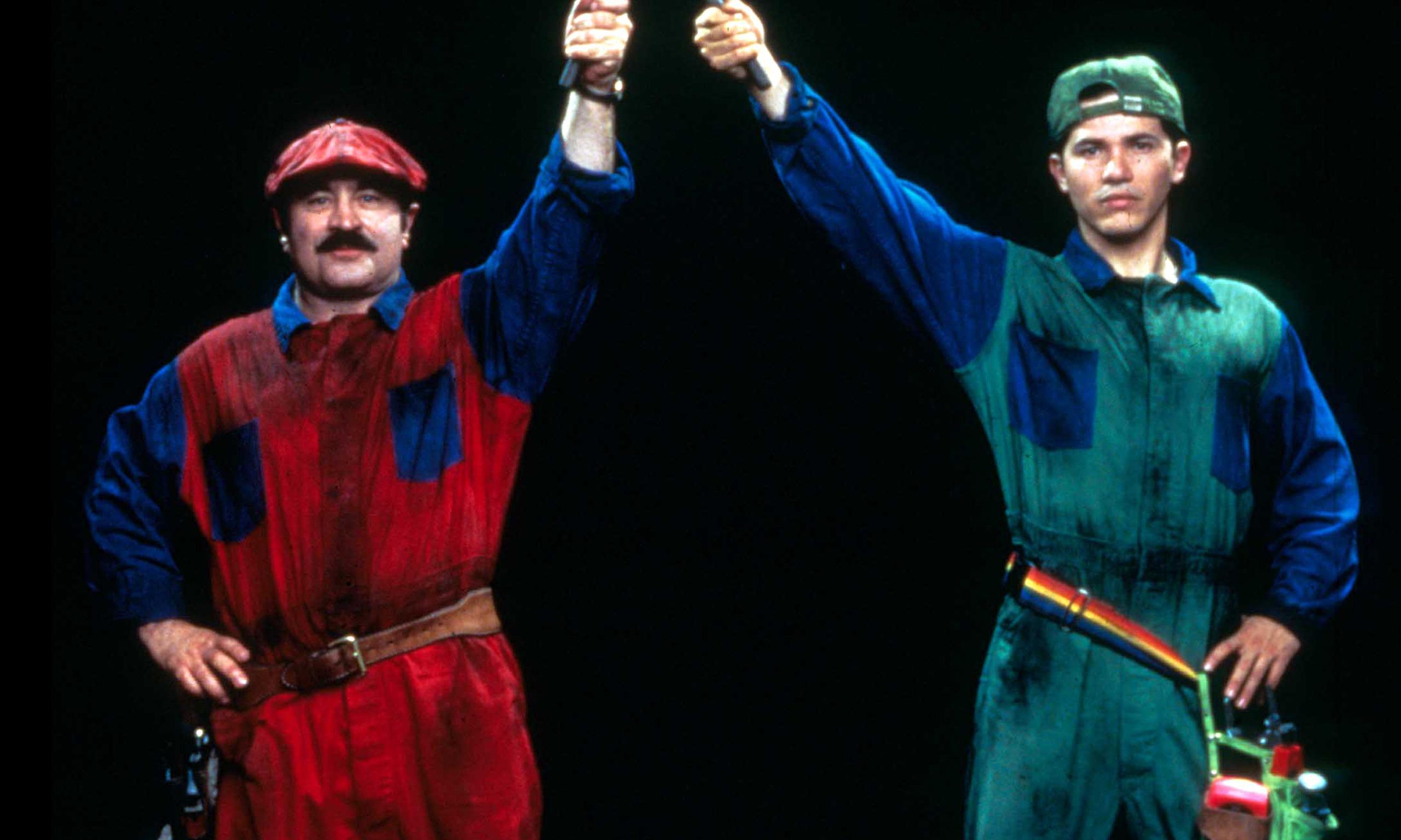 Super Mario Bros  (1993) dir  Annabel Jankel & Rocky Morton