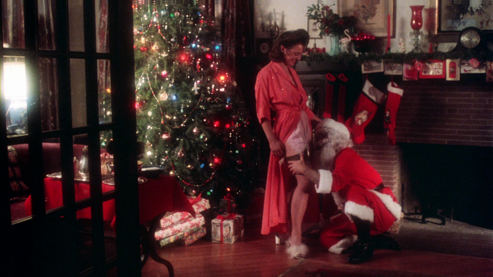 Christmas Evil 1980.Christmas Evil 1980 Dir Lewis Jackson Boston Hassle