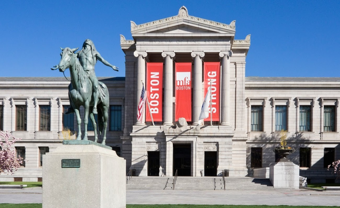 Museum Of Fine Art >> Free Admision Mlk Day At The Mfa Boston Hassle