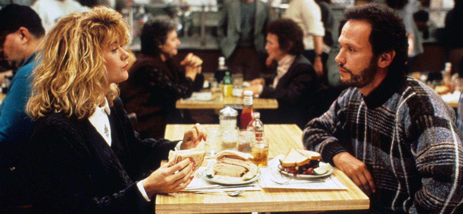Image result for WHEN HARRY MET SALLY...