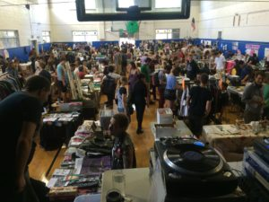 Black Market at Cambridge Community Center, 2015