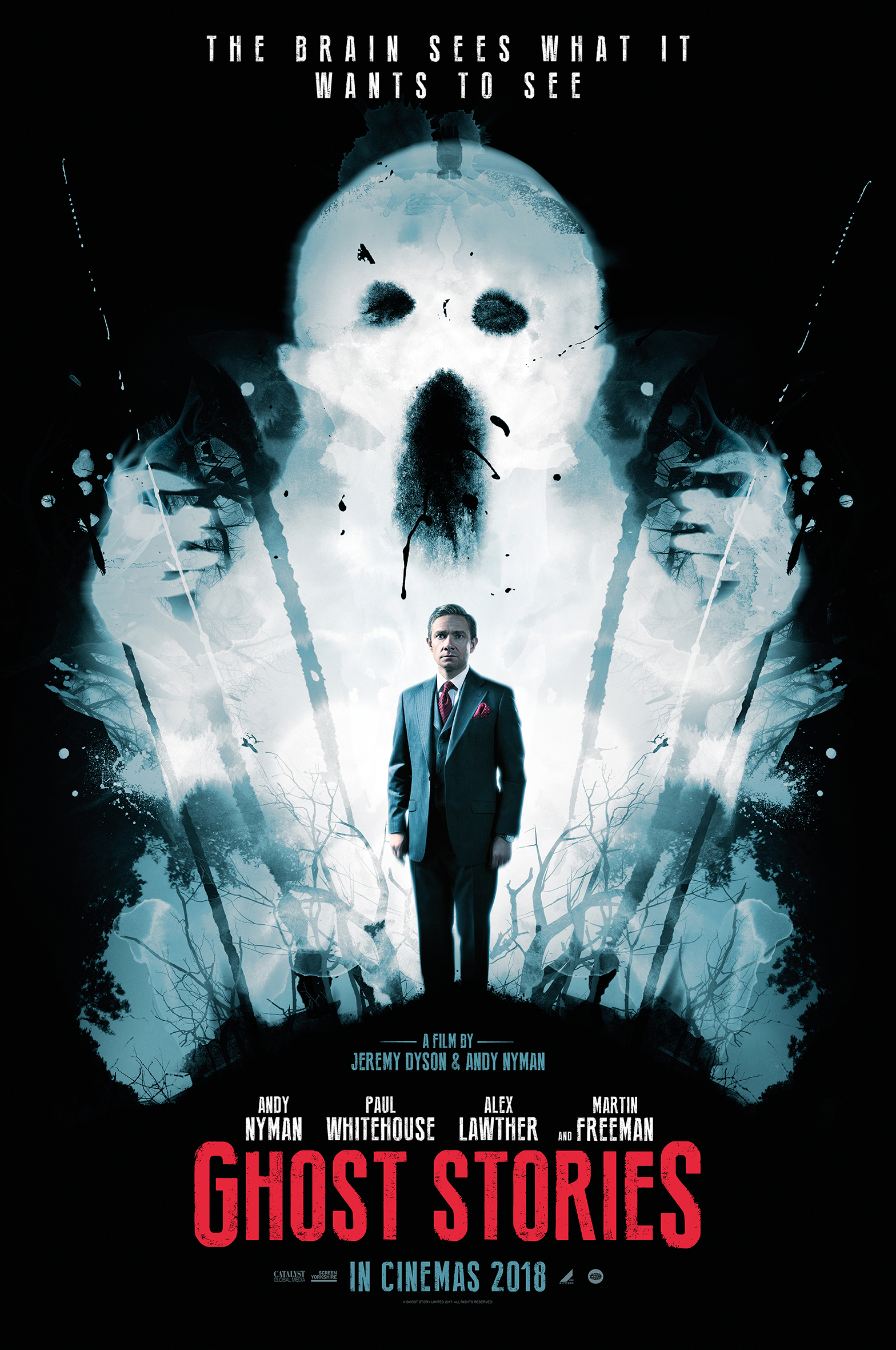BUFF20 REVIEW: Ghost Stories (2017) dir  Jeremy Dyson & Andy