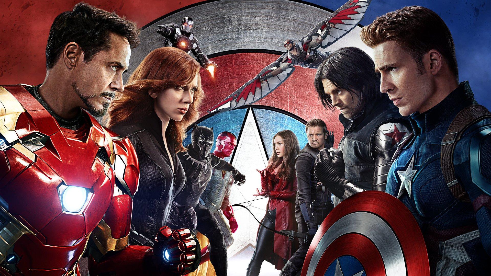 captain america: civil war (2016) dir. joe & anthony russo | boston