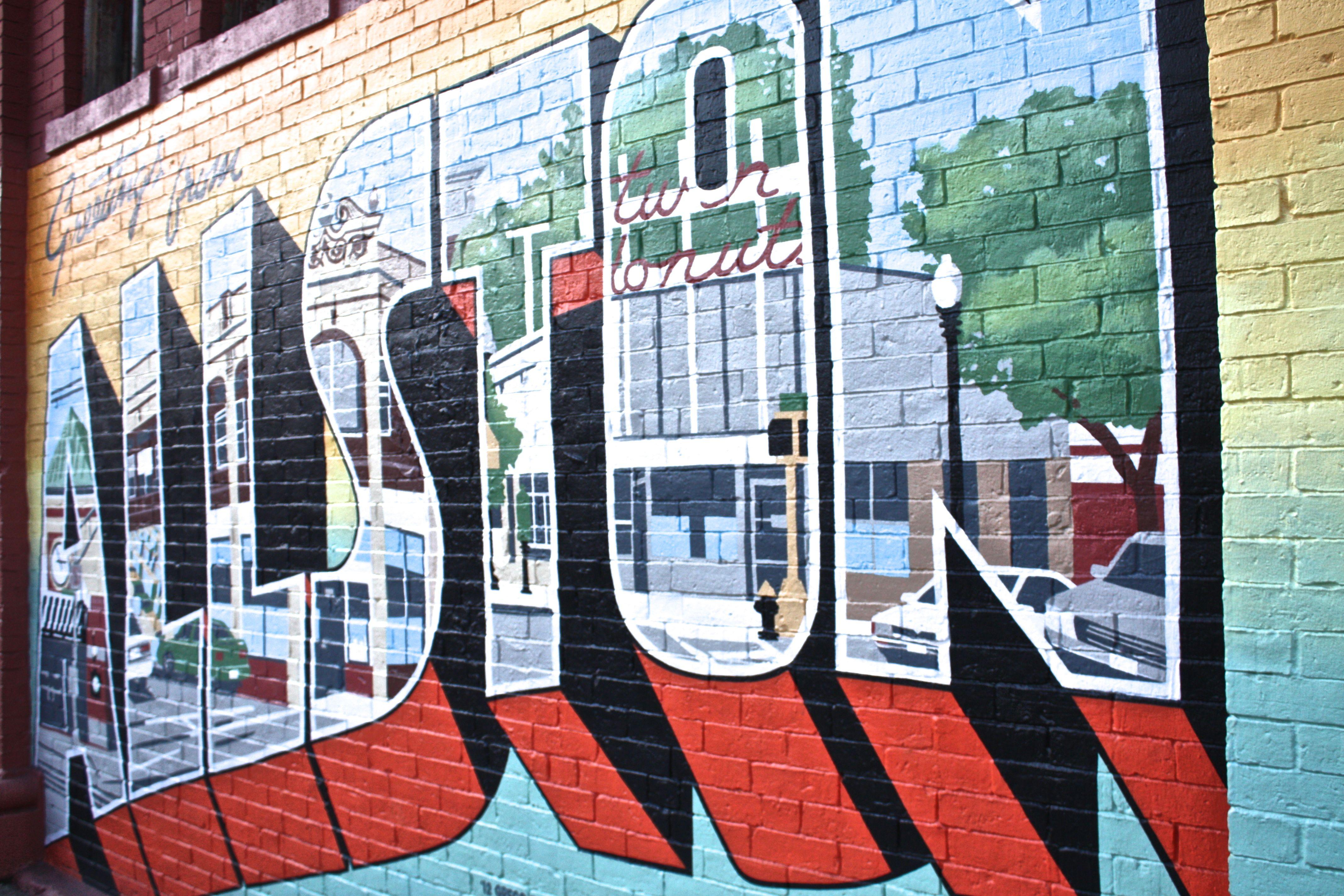 Art-ston: The Many Murals of Allston | BOSTON HASSLE