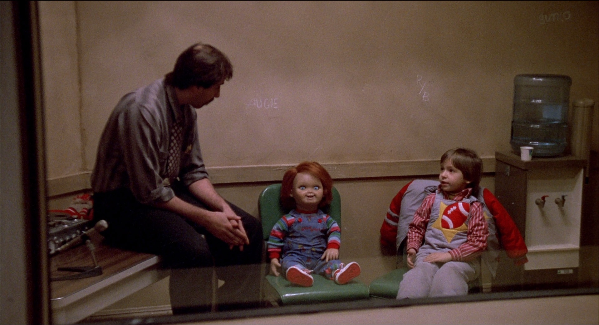 Child's Play (1988) dir. Tom Holland | BOSTON HASSLE