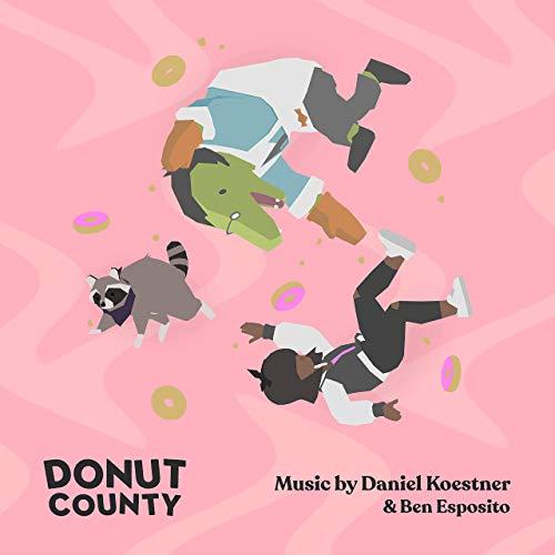 Donut County Original Soundtrack Review | BOSTON HASSLE
