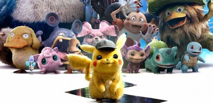 Review Detective Pikachu 2019 Dir Rob Letterman Boston Hassle
