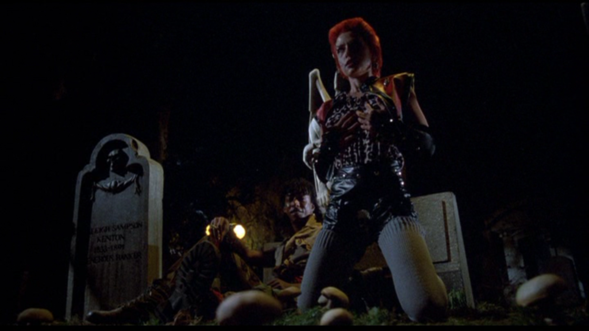 The Return Of The Living Dead W Linnea Quigley In Person