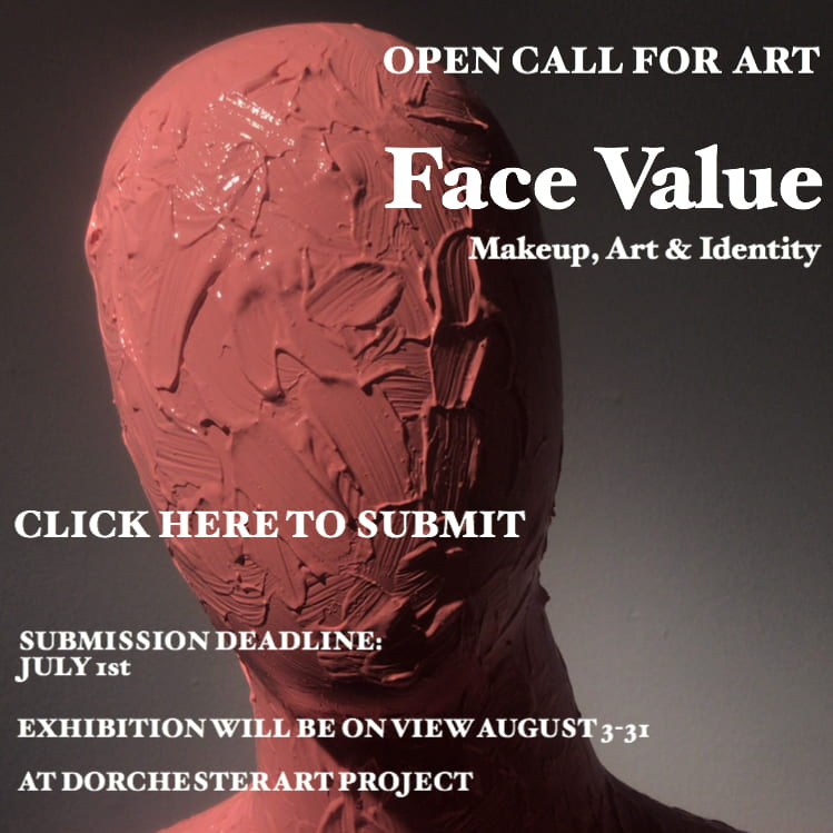 Face Value: Open Call for Art – click to submit
