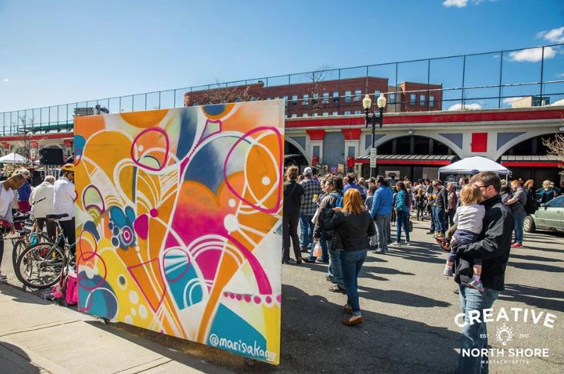 Street Soul Urban Art Fest @IronBound NorthShore