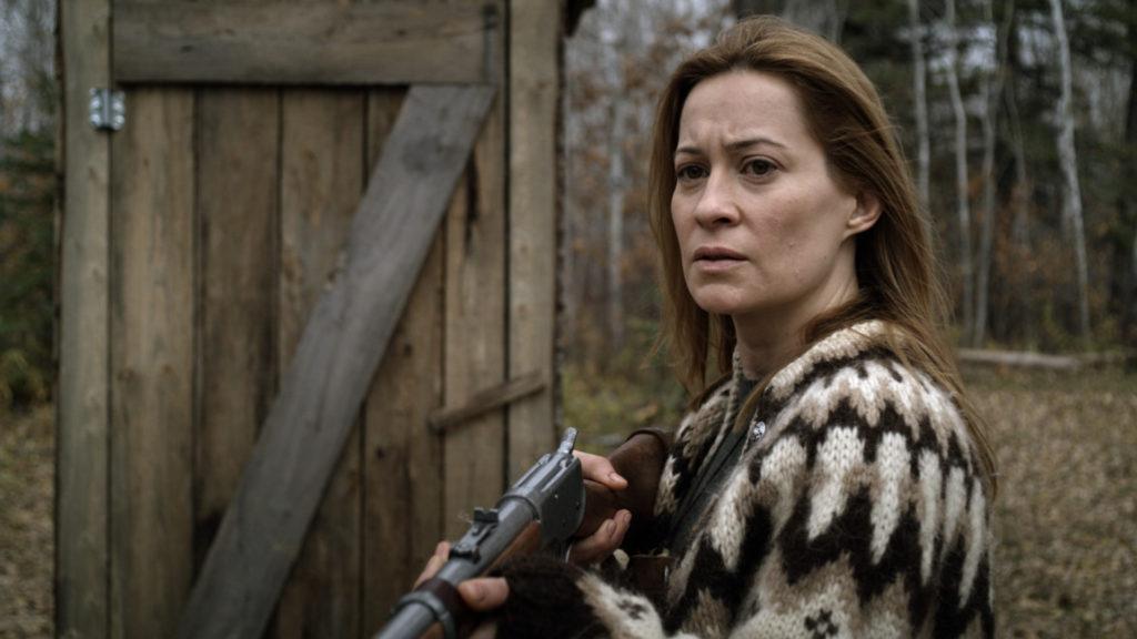 Camille Sullivan in Hunter Hunter