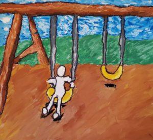 Christina Tedesco The Swing