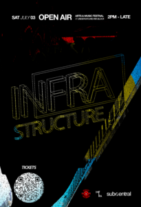 INFRASTRUCTURE POSTER